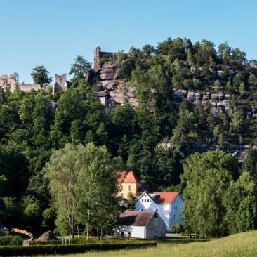 Naturpark Zittauer Gebirge und Zittau